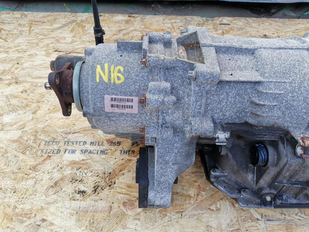 Раздатка Bmw X5 E53 M62B44 2006