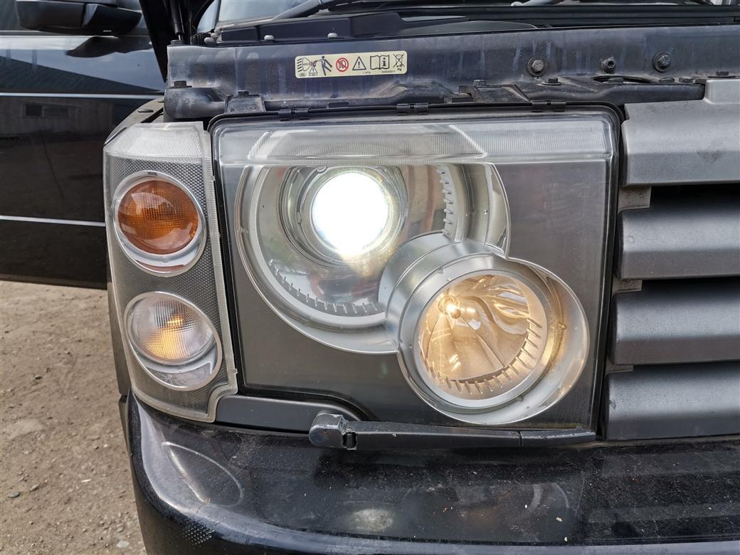 Фара Land Rover Range Rover L322 M62B44 2005 правая