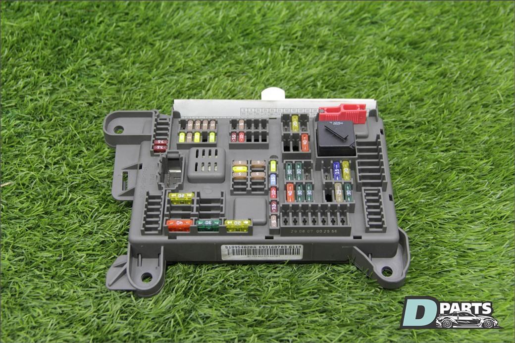 Блок предохранителей Bmw X5 E70 N52B30 2008