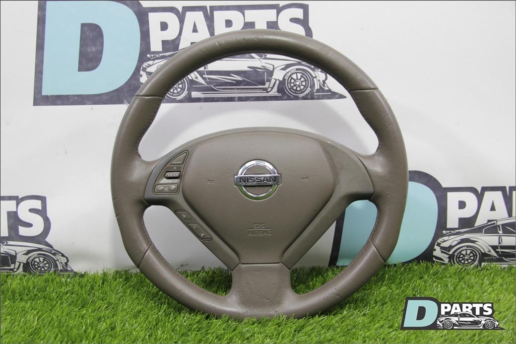 Руль с airbag Nissan Skyline PV36