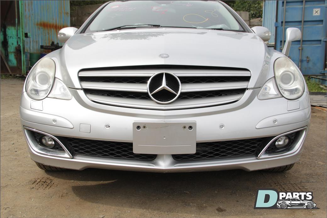 Бампер Mercedes-Benz R-Class W251 M272 2006 передний