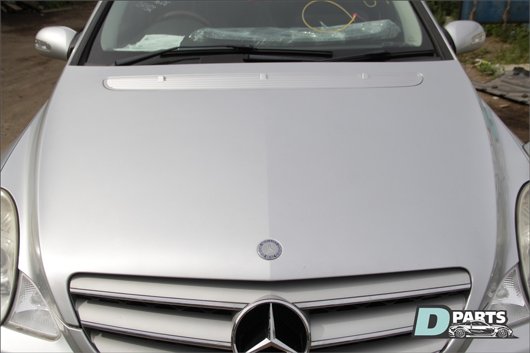 Капот Mercedes-Benz R-Class W251 M272 2006