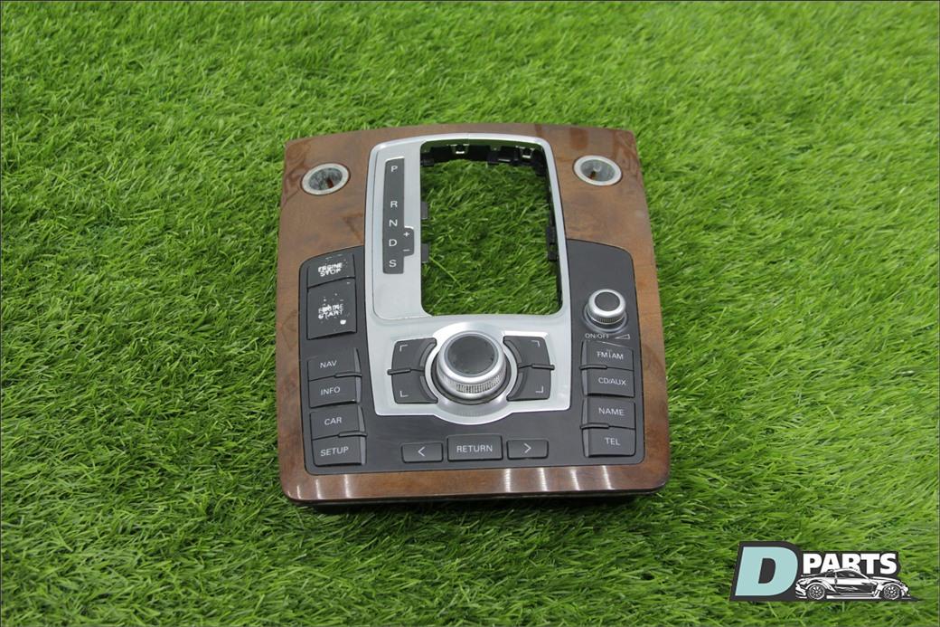 Пластик селектора акпп Audi Q7 4L BAR 2007