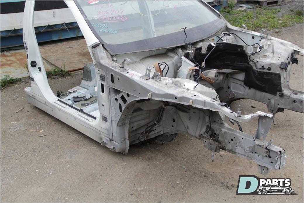 Лонжерон Nissan Skyline PV36 VQ35HR 2007 передний правый