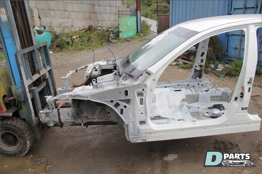 Лонжерон Nissan Skyline PV36 VQ35HR 2007 передний левый