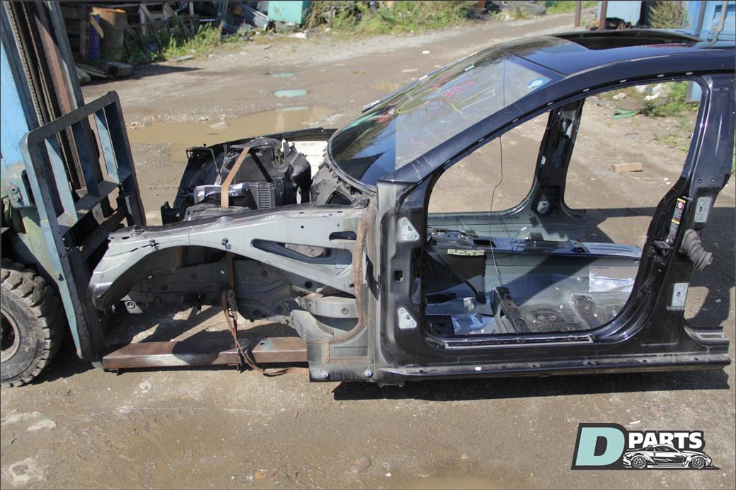 Лонжерон Mercedes-Benz Cls-Class W219 M272E35 2007 левый