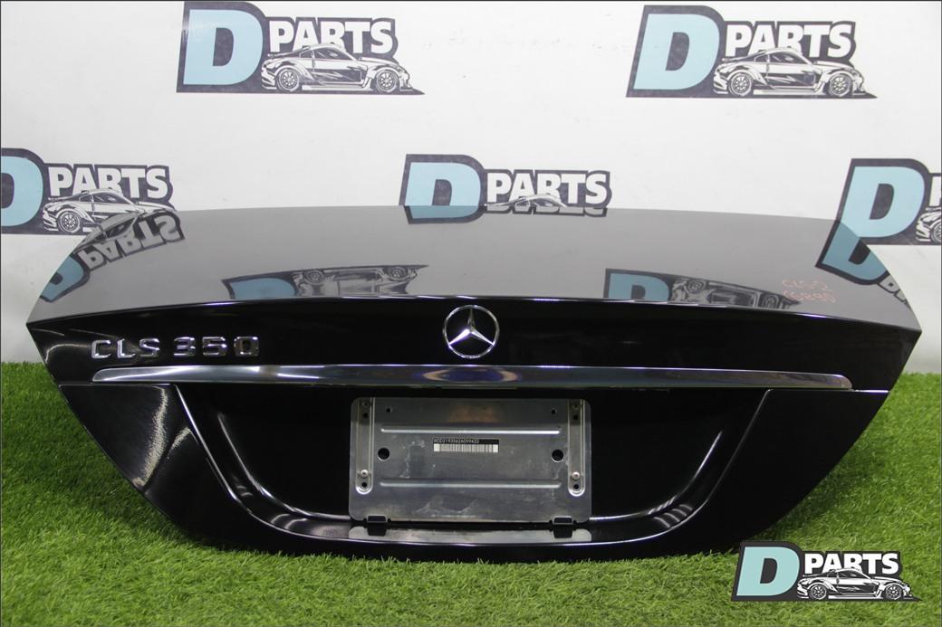 Крышка багажника Mercedes-Benz Cls-Class W219 M272E35 2007