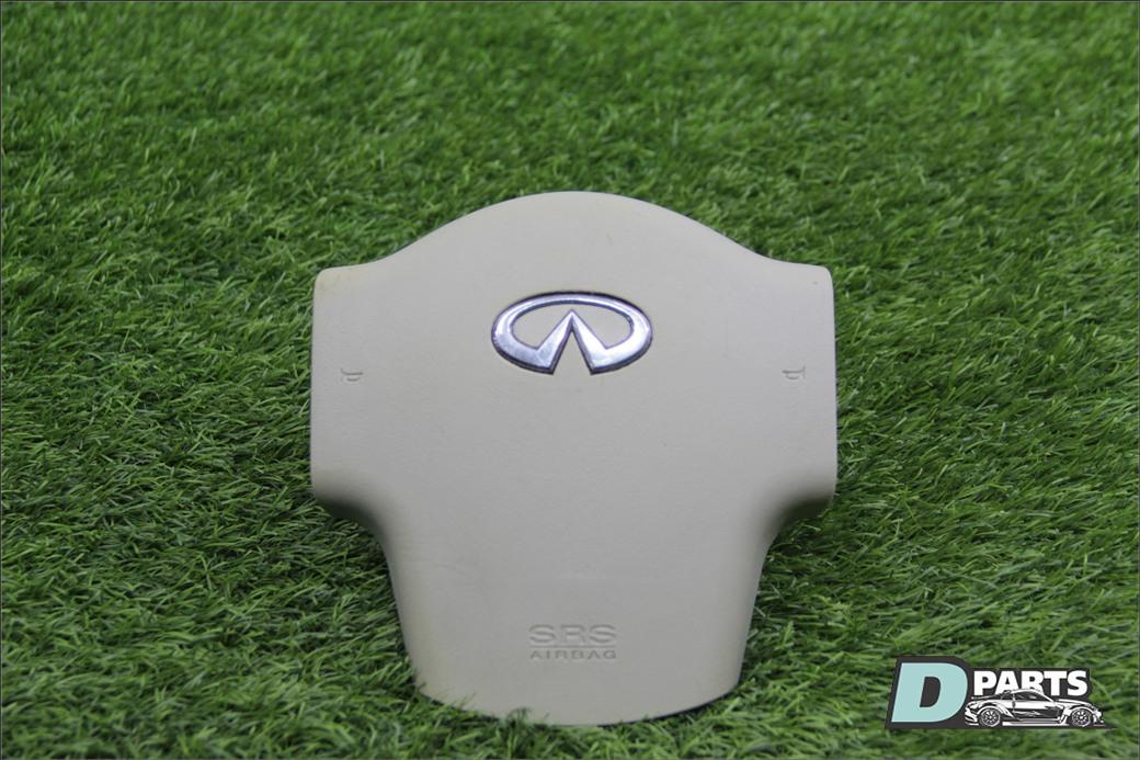 Airbag на руль Infiniti Qx56 JA60 VK56DE 2004