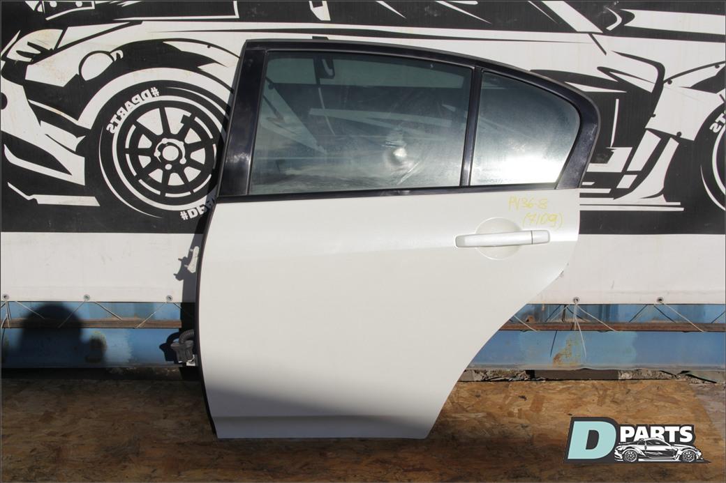 Дверь Nissan Skyline PV36 VQ35HR 2007 задняя левая
