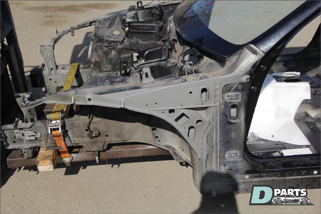 Лонжерон Nissan Skyline PV36 VQ35HR 2007 левый