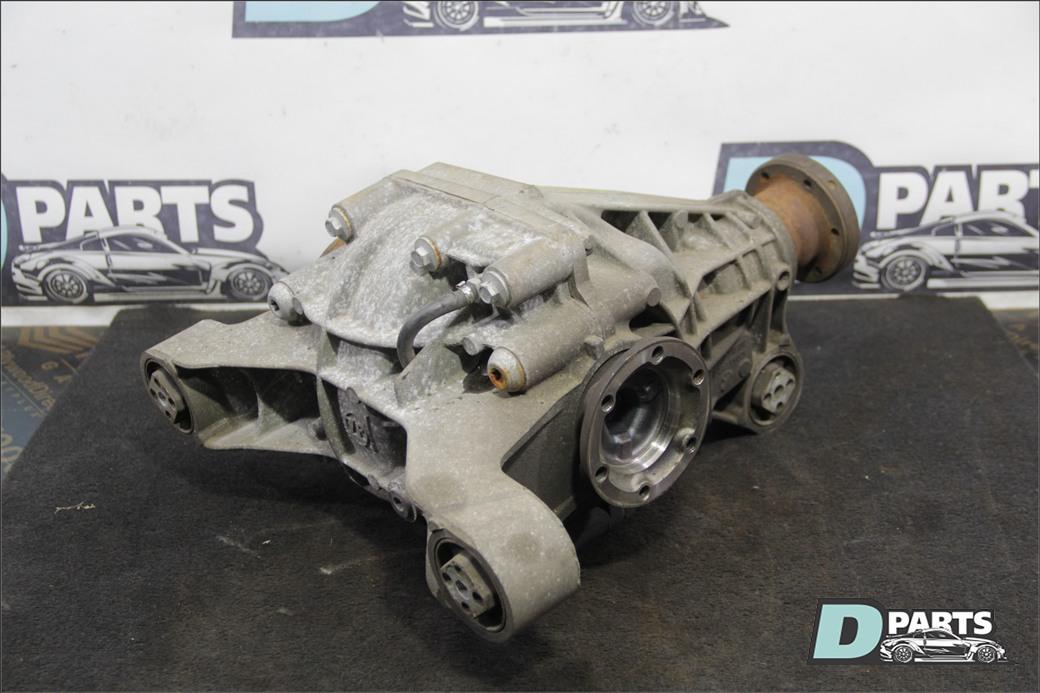 Редуктор Audi Q7 4L BAR 2007 задний
