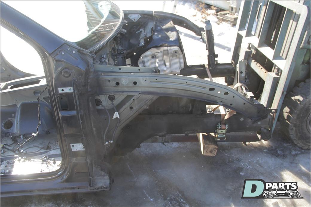 Лонжерон Volkswagen Touareg 7L BAR 4 2 2008 передний правый