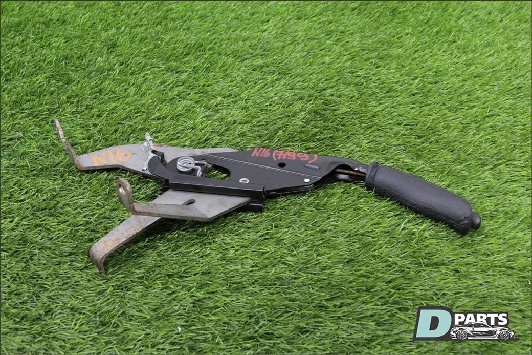 Ручник Bmw X5 E53 N62B44 2006