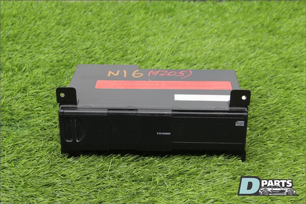 Cd-чейнджер Bmw X5 E53 N62B44 2006