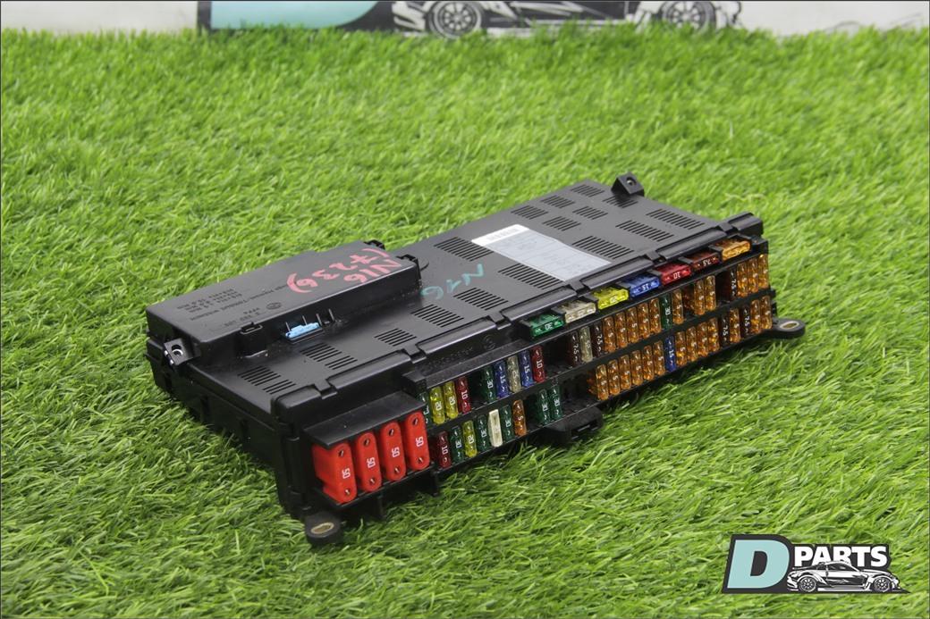 Блок предохранителей Bmw X5 E53 N62B44 2006