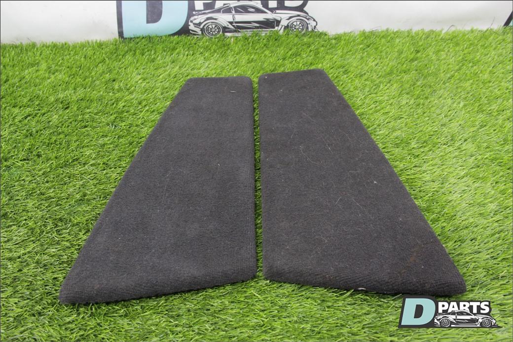 Обшивка багажника Bmw X5 E53 N62B44 2006