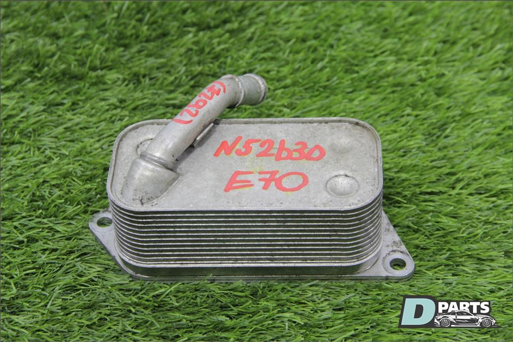 Радиатор масляный Bmw X5 E70 N52B30
