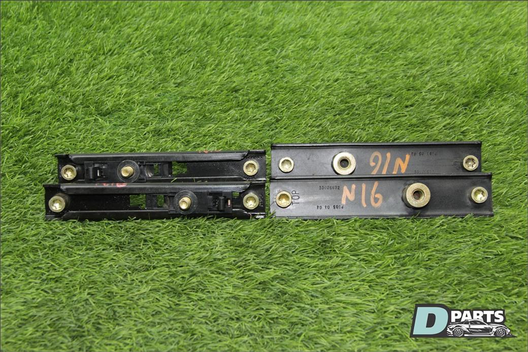 Кронштейн ремней безопасности Bmw X5 E53 N62B44 2006