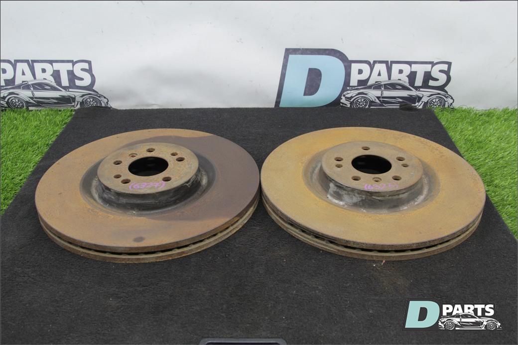Тормозной диск Mercedes-Benz Gl X164