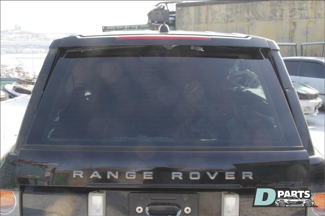 Крышка багажника Land Rover Range Rover L322 M62B44 2004