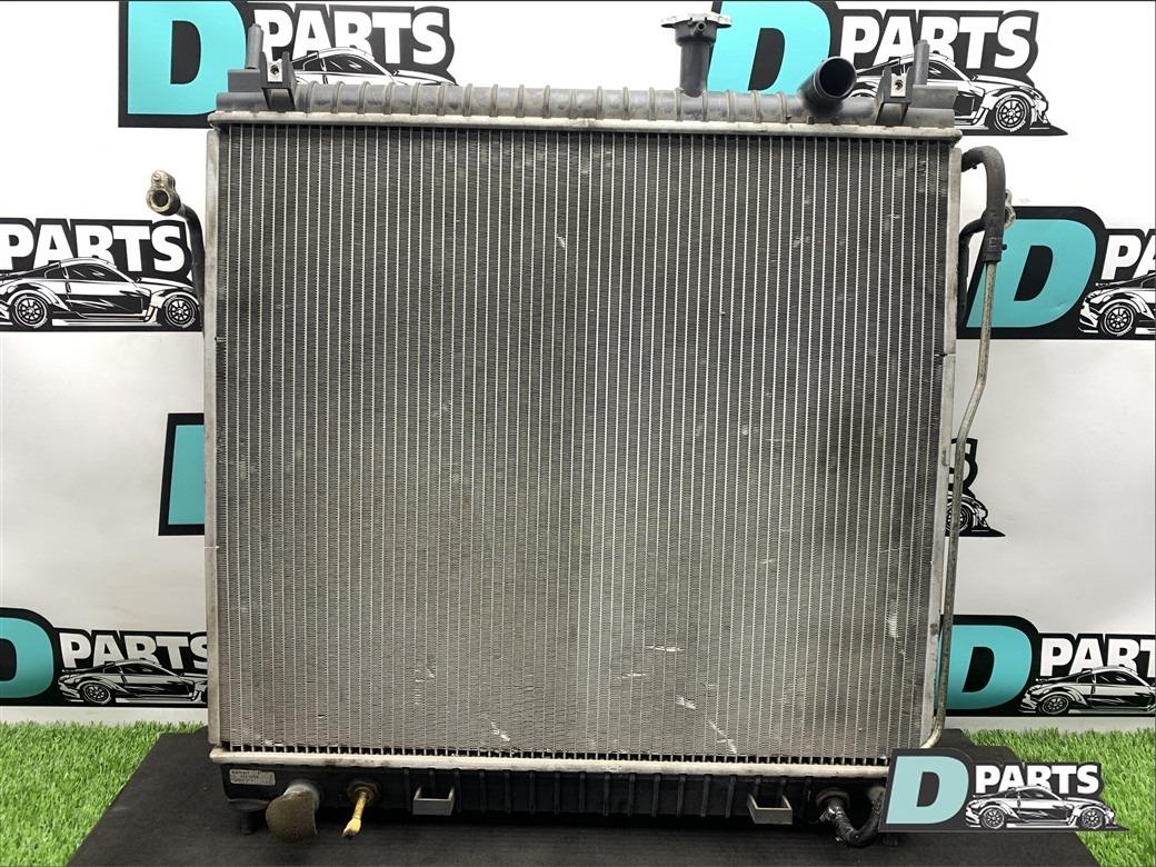 Радиатор Infiniti Qx56 JA60 VK56DE 2004