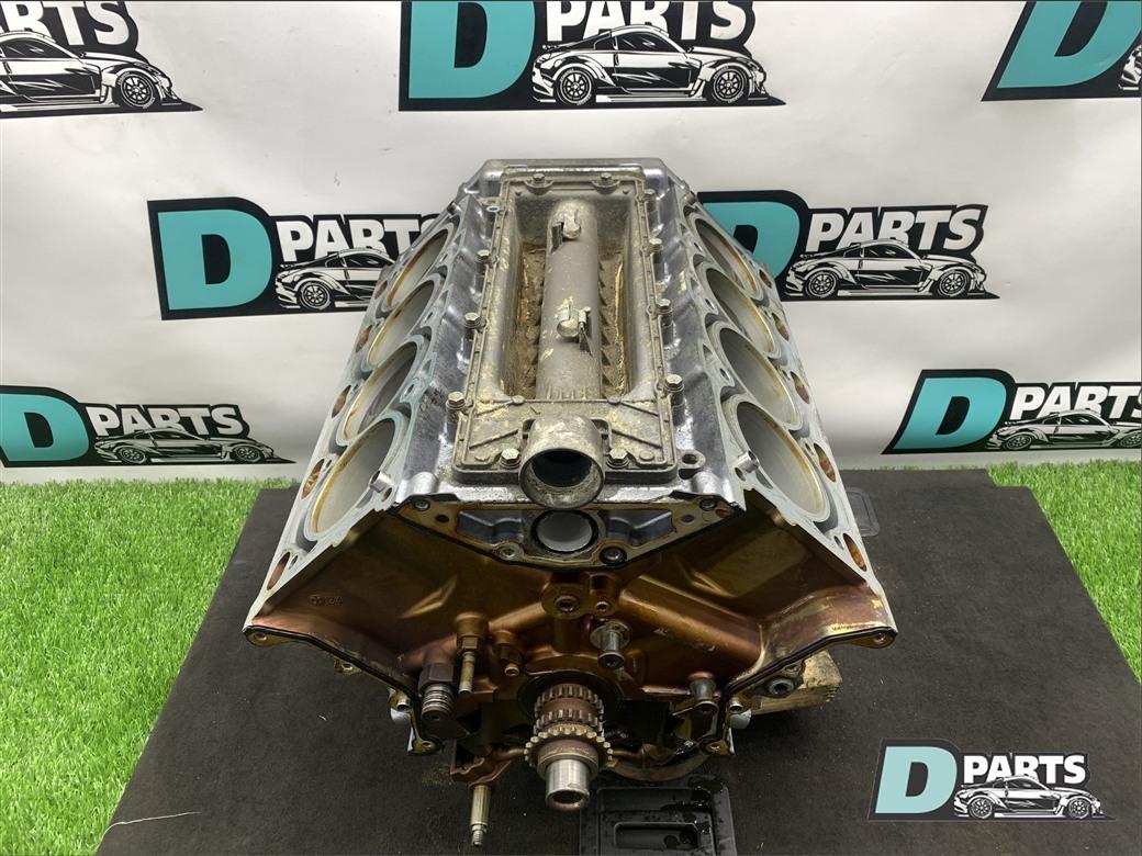 Блок двигателя Bmw X5 E53 N62B44 2006