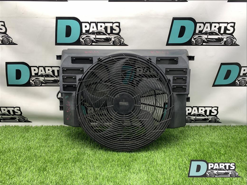 Диффузор радиатора Land Rover Range Rover L322 M62B44 2004