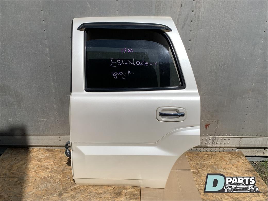 Дверь Cadillac Escalade GMT820 LQ9 задняя левая