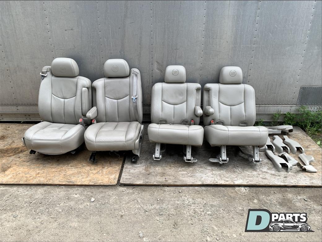 Сидения комплект Cadillac Escalade GMT820 LQ9