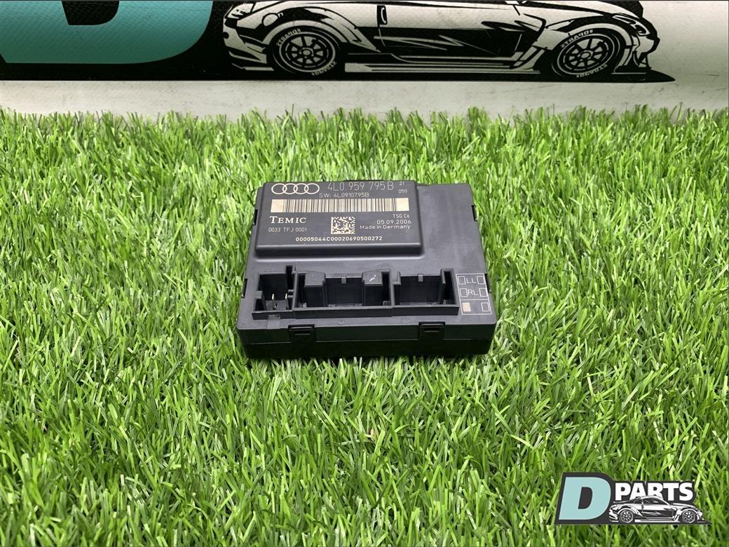 Блок управления Audi Q7 4L BAR 2007 задний левый