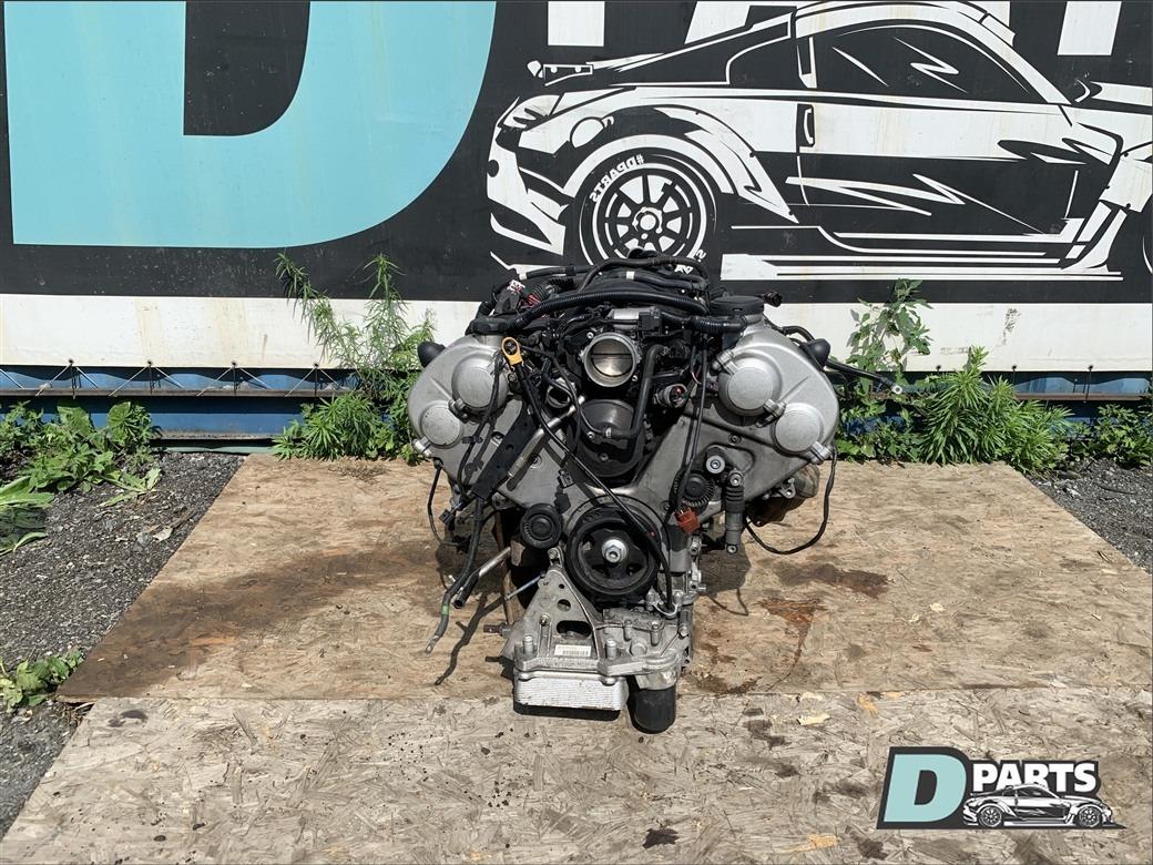 Двигатель Porsche Cayenne 955 M48.00 2006