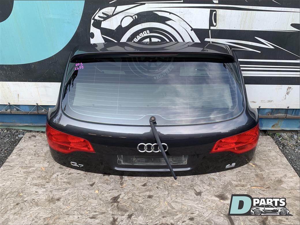 Дверь багажника Audi Q7 4L BAR 2006
