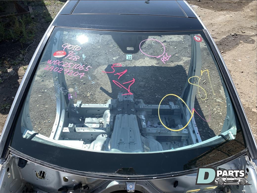 Стекло лобовое Mercedes-Benz R-Class W251 M272 2006