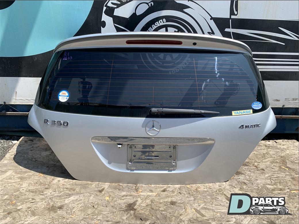 Дверь багажника Mercedes-Benz R-Class W251 M272 2006