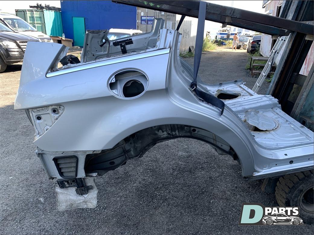 Крыло Mercedes-Benz R-Class W251 M272 2006 заднее правое