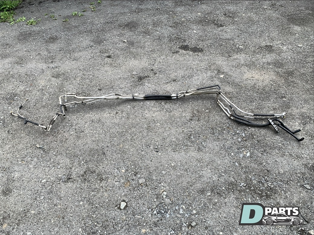 Трубка системы охлаждения Audi Q7 4L BAR 2006