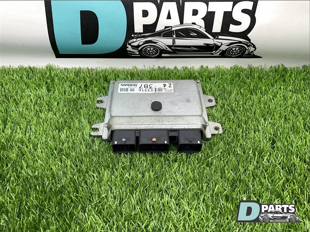 Блок управления двс Nissan Note E12 HR12DE