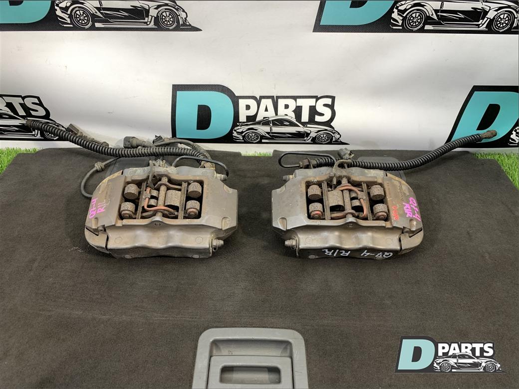 Суппорт тормозной Audi Q7 4L BAR 2007 задний