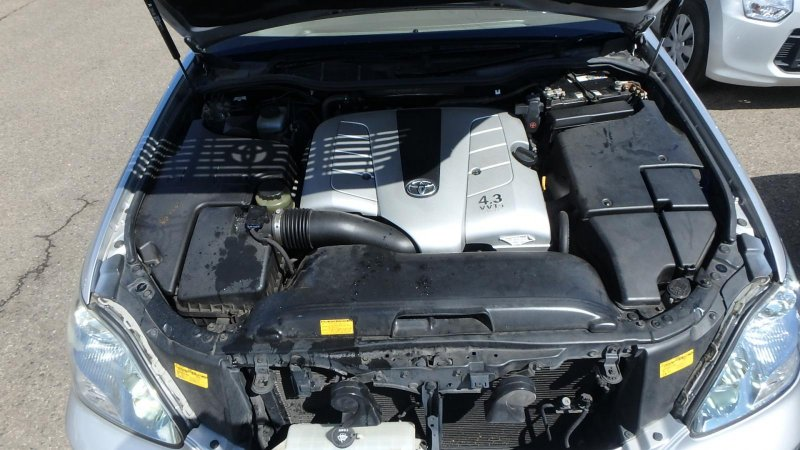 Автомобиль Lexus LS430 UCF31-0068197 3UZ 2003 года в разбор