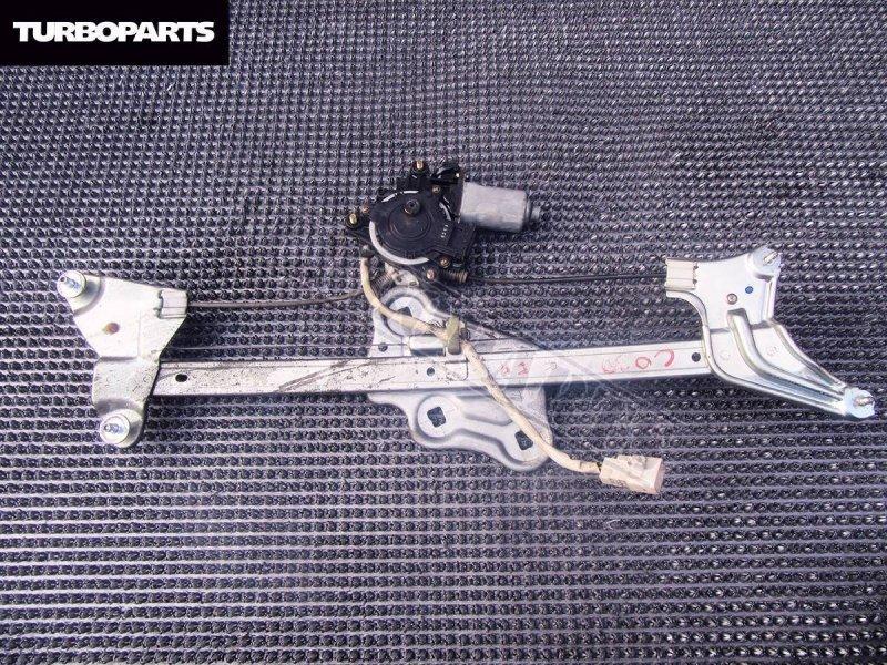 Стеклоподъемник Toyota Chaser GX100 1GFE передний правый (б/у)