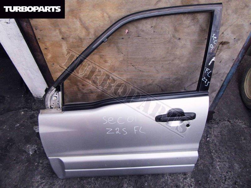 Дверь Suzuki Escudo TA52W H25A передняя левая (б/у)