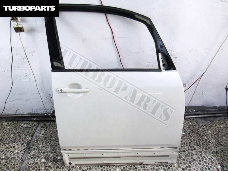 Дверь Mitsubishi Delica D:5 CV2W 4B11 передняя правая (б/у)
