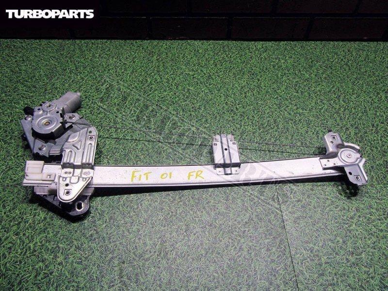 Стеклоподъемник Honda Fit GE6 L13A передний правый (б/у)