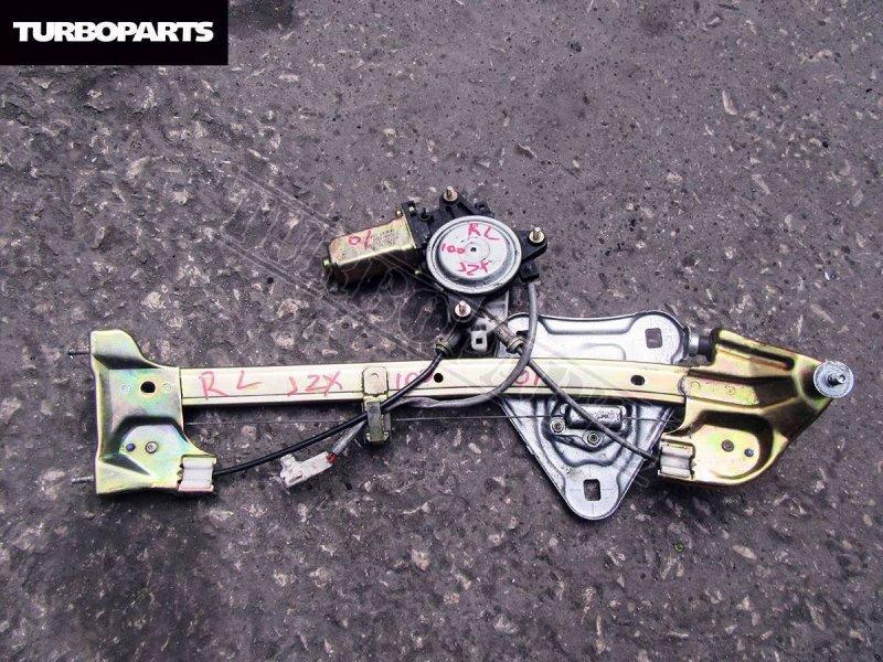 Стеклоподъемник Toyota Chaser GX100 1GFE задний левый (б/у)