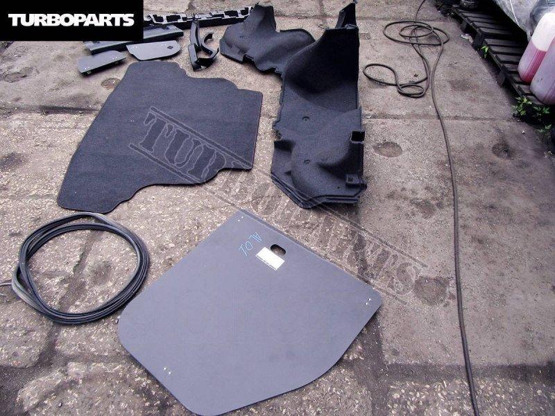 Обшивка багажника Toyota Allion NZT260 1NZFE (б/у)
