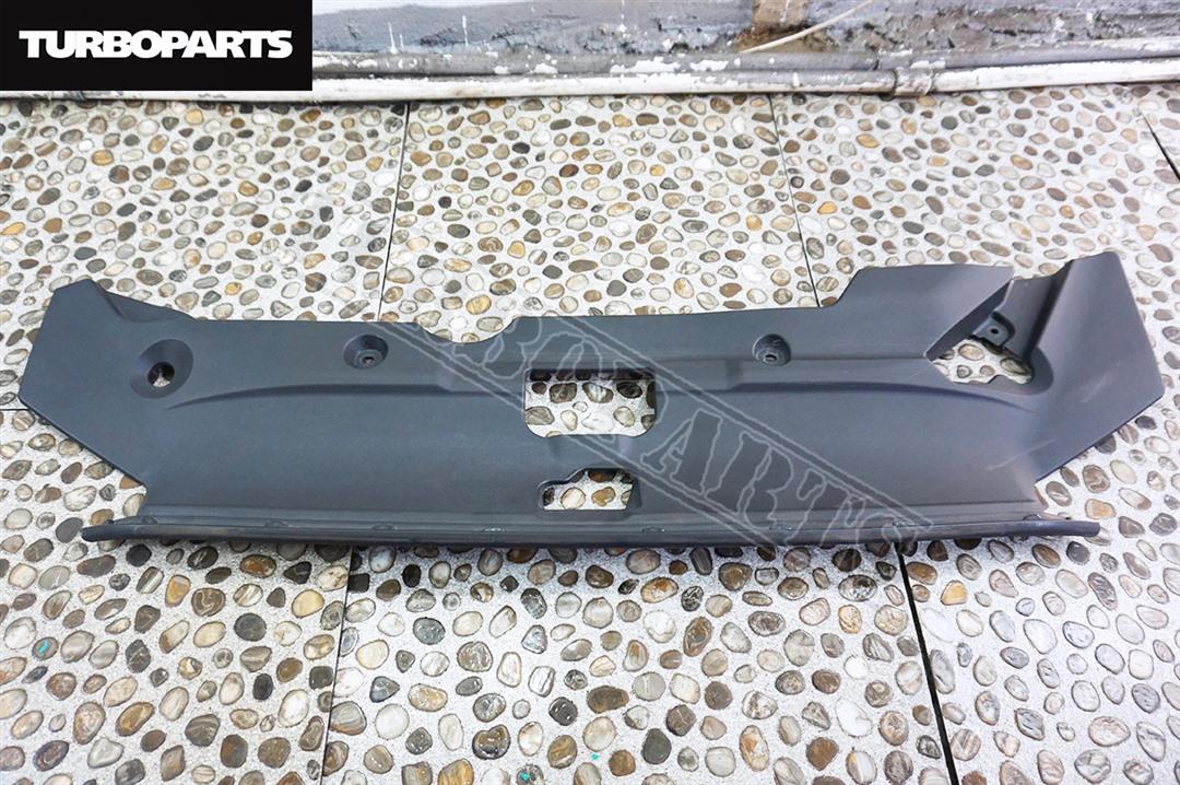 Защита радиатора Mitsubishi Asx GA5W 4B10 2010 передняя (б/у)