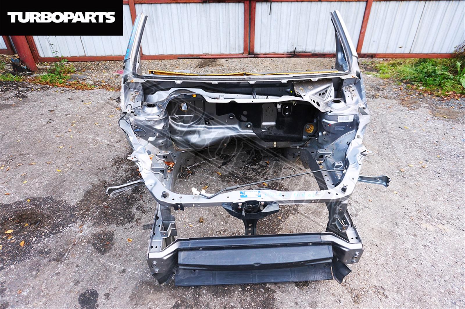 Телевизор Honda Fit Aria GD6 L13A 2007 передний (б/у)