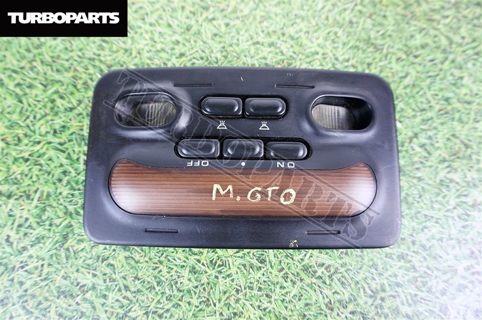 Плафон Mitsubishi Gto Z15A 6G72 (б/у)