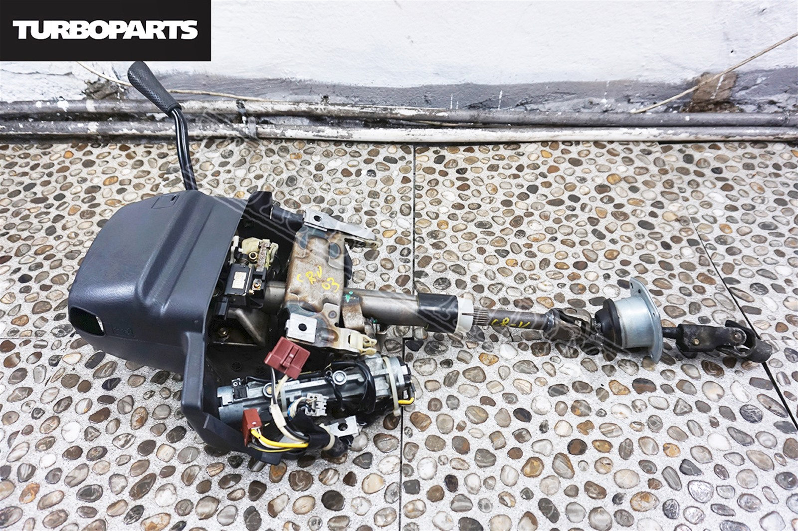 Рулевая колонка Honda Cr-V RD1 B20B 2000 правая (б/у)