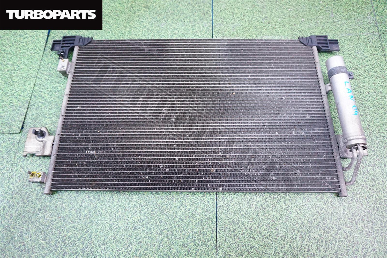Радиатор кондиционера Mitsubishi Outlander CW1W 4B10 2007 (б/у)